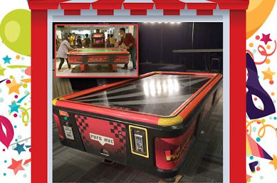 Sewa Air Hockey Table