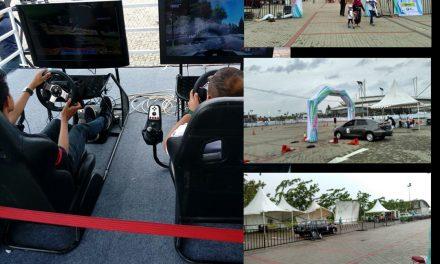 Sewa Games, Acara Balap Mobil