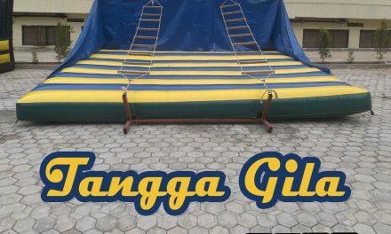 Sewa Inflatable Toys, Tangga Gila