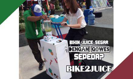 Sepeda Blender, Olahraga Seru