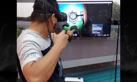 Olahraga Panahan, lewat games VR