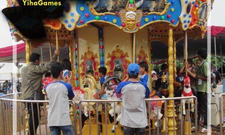 Permainan Carousel, ikon khas karnaval
