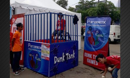 Permainan Dunk Tank, game yang Seru, Kocak, dan Heboh