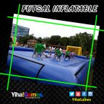 Sewa Games, Inflatable Futsal
