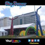 Sewa Sky Dancer, Penunjuk Arah Yang Artistik
