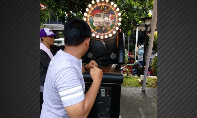 Sewa Permainan Arcade Boxing