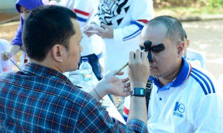 Facepainting Jakarta, Seperti apa ?