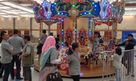 Sewa Carousel di Jakarta