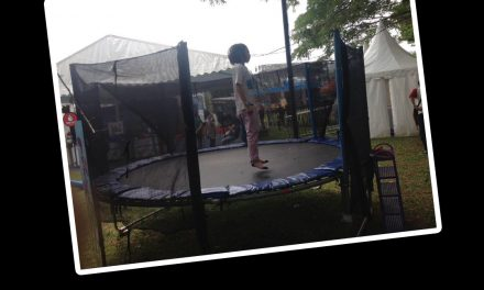 Sewa Trampolin, Lompat Seru