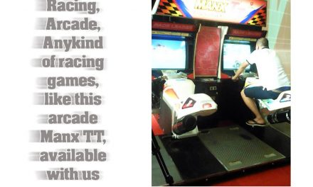 Game Motor, Permainan Balapan Seru