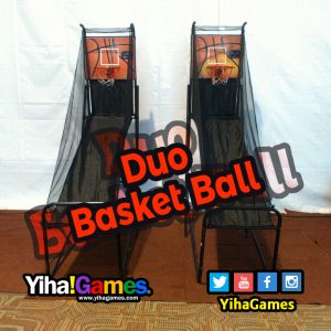 Game basket sederhana