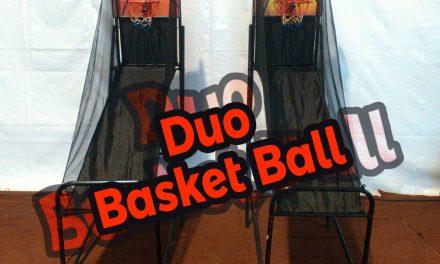 Game Basket Sederhana, Dua Jadi Satu