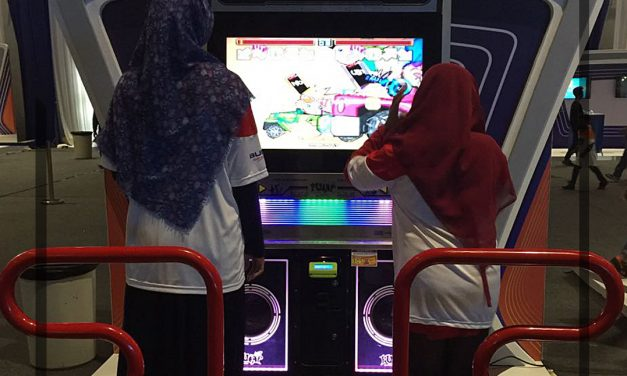 Game Dancing, Pump It Up