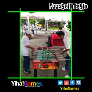 sewa foosball table