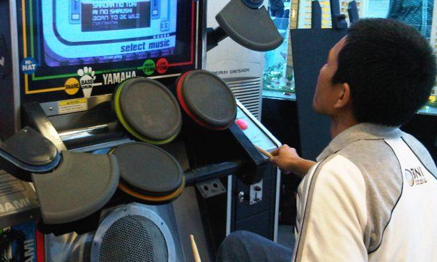 Game Musik, Main Drum