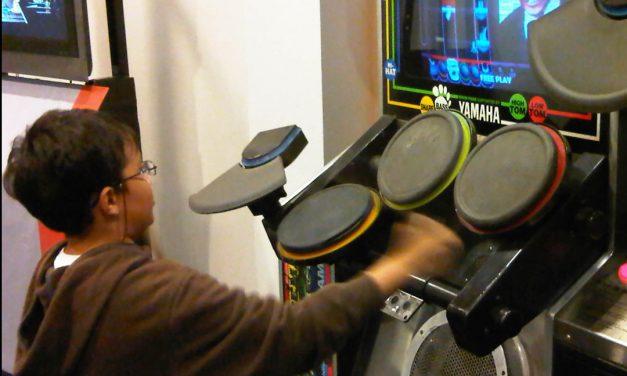 Sewa Drum, Buat Keseruan Games
