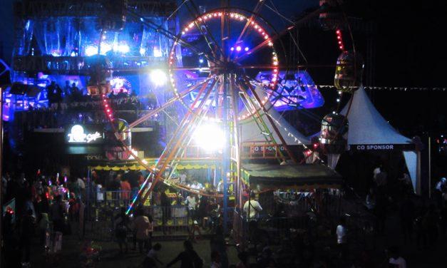 Jakarta Ferris Wheel, ada disini