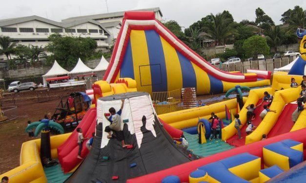 Sewa Playground Balon