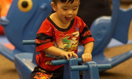 Sewa playground indoor