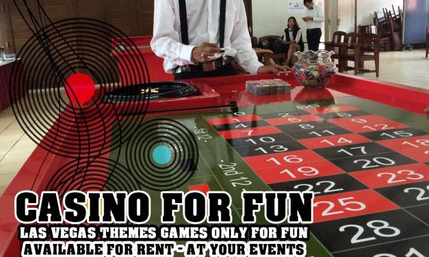 Acara bertema Casino