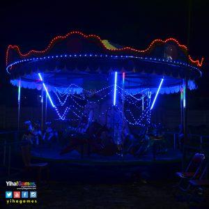 Acara Glow in The Dark